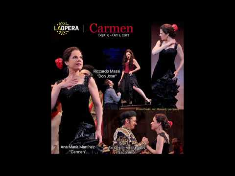 CARMEN - Los Angeles Opera (Sept - Oct 2017)