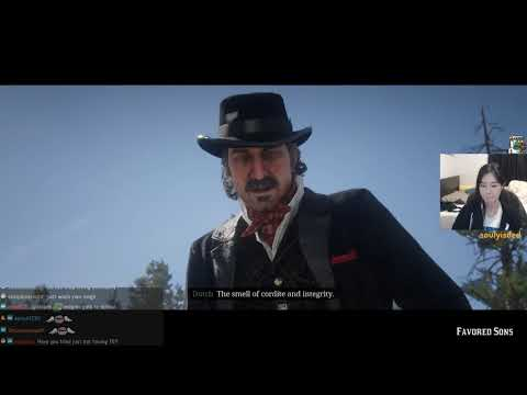 39daph Plays RDR2 - Part 15
