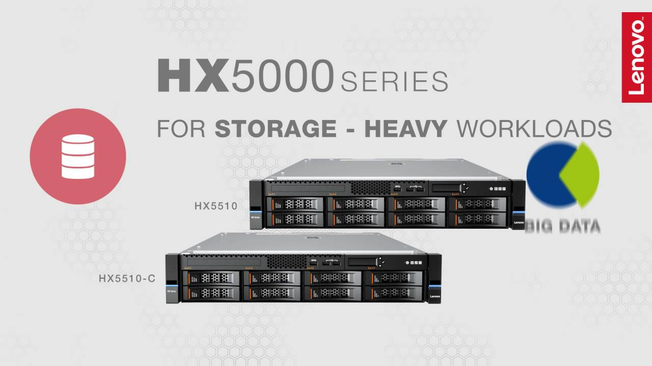 Lenovo HX Series Converged Appliance: Product Video