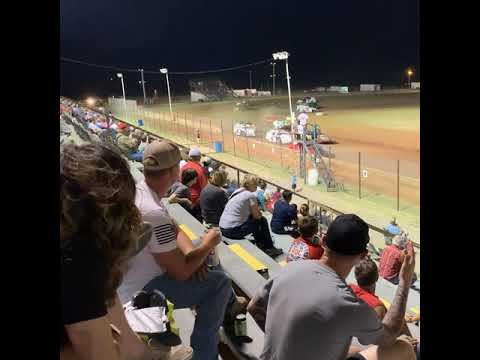 A little video I put together of some of the racing I videoed at Lawton Speedway in Lawton OK. - dirt track racing video image
