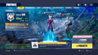 Strongest player in Italy on ps4? Fortnite royal battle!
