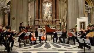 A.Vivaldi - Sinfonia in Do maggiore - Archi di Roma