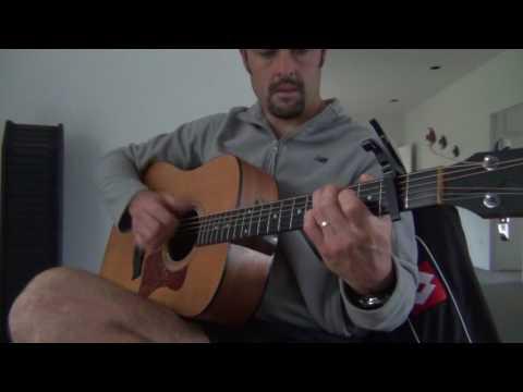 Lion Sleeps Tonight - Fingerstyle Guitar
