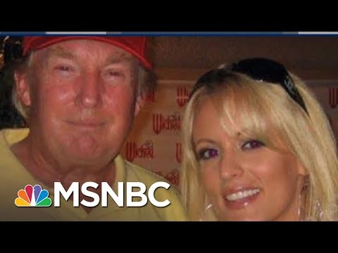 By Denying Porn Star Payment, Donald Trump May Ruin His Own NDA | The Beat With Ari Melber | MSNBC