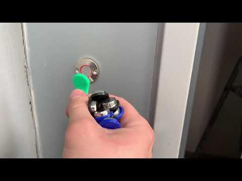 Инструкция как программировать новые ключи Touch Memory к подъездной двери