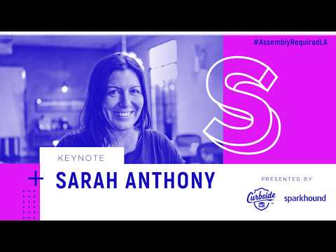 Assembly Required - Sarah Anthony - YouTube