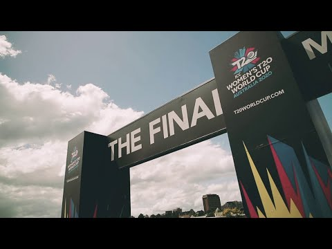 It's the Big Dance! | Women's T20 World Cup