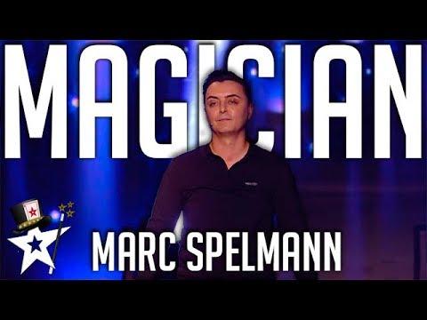 Marc Spelmann Paints The Bigger Picture At The Semi-Finals | Magicians Got Talent