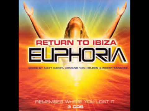 Euphoria Return To Ibiza  Mixed  Jay Burnett Cd1