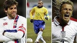 Freekick Kings Juninho ● Beckham ● Roberto Carlos