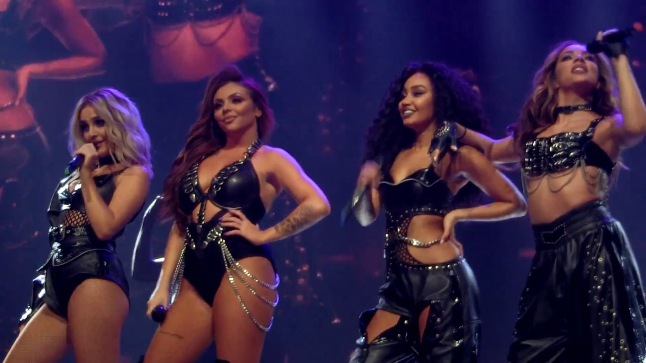Little Mix Glory Days