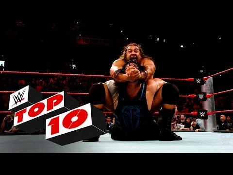 Top 10 Raw moments: WWE Top 10, Sept. 12, 2016