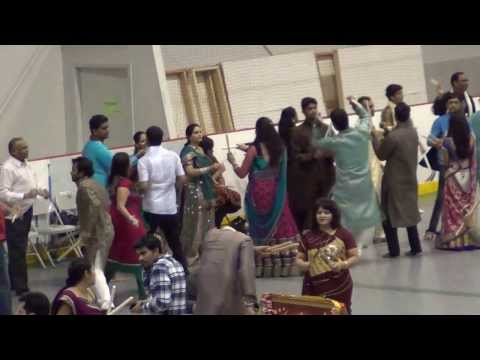Saskatoon Gujarati Garba 2013 Part 2 Travel Video