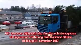 Granleverans från Bollebygd till Göteborg