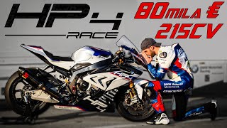 GUIDO LA MOTO PIU' COSTOSA ED ESTREMA DI BMW - HP4 RACE - A RACING STORY 2019 EP.3
