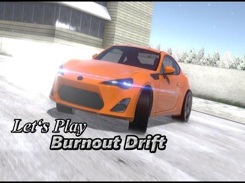 New Free Drifting Game – Burnout Drift!   Drifted com
