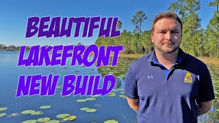 Jones Homes Avalon Bay | Lakefront Home | Moving to Orlando