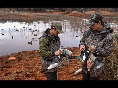 Oklahoma: Waterfowl Hunting's Best-Kept Secret?