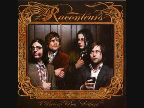 The Raconteurs - Teenage Kicks