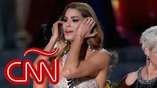 Ariadna Gutiérrez confiesa que tuvo que ir a terapia tras el famoso error en Miss Universo