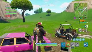 Whats going on? Fortnite glitch