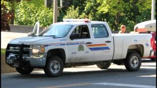 radio audio male gets on police radio and leads rcmp on a chase in chilliwack bc