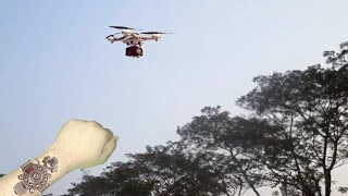 How to Fly Quadcopter in Sky? Drone with Camera!