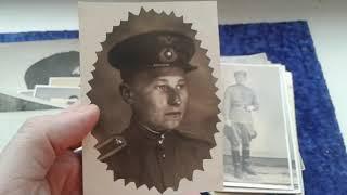 Фотографии Героев былых времен .Выкупил Домашний архив ветерана Великой Отечественной войны .