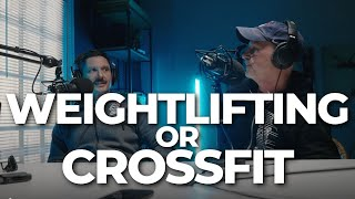 Weightlifting or CrossFit - CrossFit 77 Podcast with Russ (Masters Weightlifter)