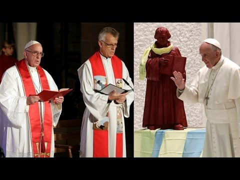 The Lutheran Antipope