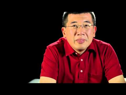 Stories - What It Means to Be a Christian in the Marketplace - Glenn Yu