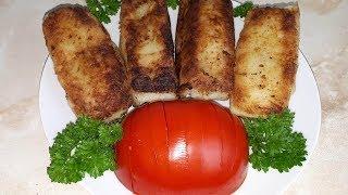 Сытная вкуснятина из картошки и грибов. Как приготовить зразы картофельные с грибами