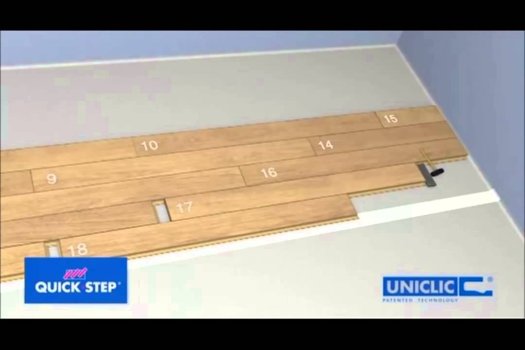 Quick Step Flooring Installation Guide Factory Direct Flooring Youtube