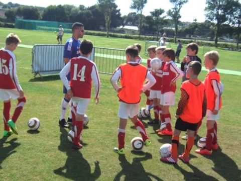 St Peter F.C. Year 5 - BWCI Guernsey Tournament - 2014