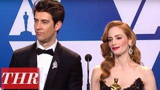 Oscar Winners For 'Skin' Full Press Room Speeches   THR