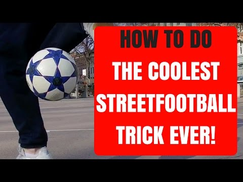 Akka 3000 - streetfootball trick AZUN Freestyle Football