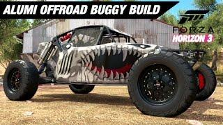 Alumi Craft Dune Buggy Build - Forza Horizon 3