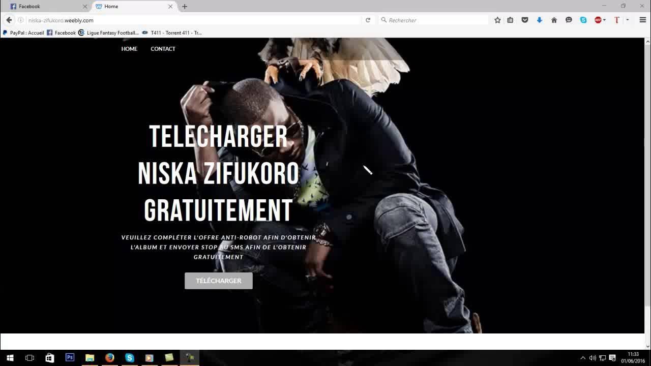 GRATUITEMENT NISKA TÉLÉCHARGER PSG
