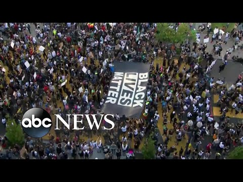 Protest leaders say violence is hijacking movement message
