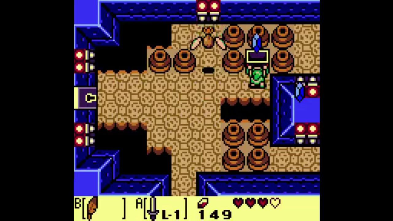 Game boy color legend of zelda - Gameboy Color Legend Of Zelda Links Awakening Part 2