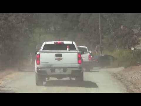 Yuba County Code Enforcement Serving Inspection Warrant