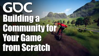 Game Discoverability Day: Building a Community for Your Game from Scratch