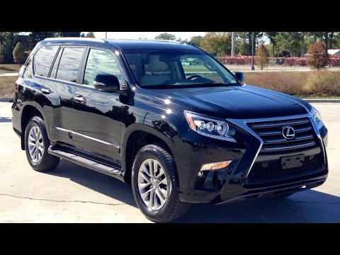 2015 Lexus GX 460 Luxury Full Review, Start Up, Exhaust - YouTube