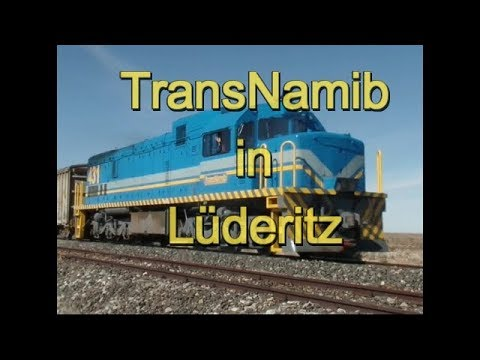 TransNamib Trains