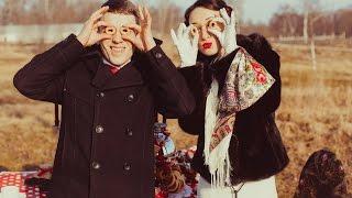 Свадьба в русских традициях! Очень эмоциональный свадебный клип!