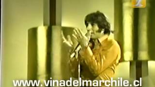 Sandro, Penas, Festival de Viña 1975