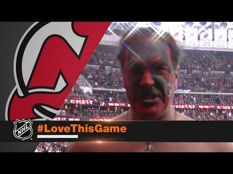 Seinfeld's 'Puddy' fires up Devils ahead of Game 4