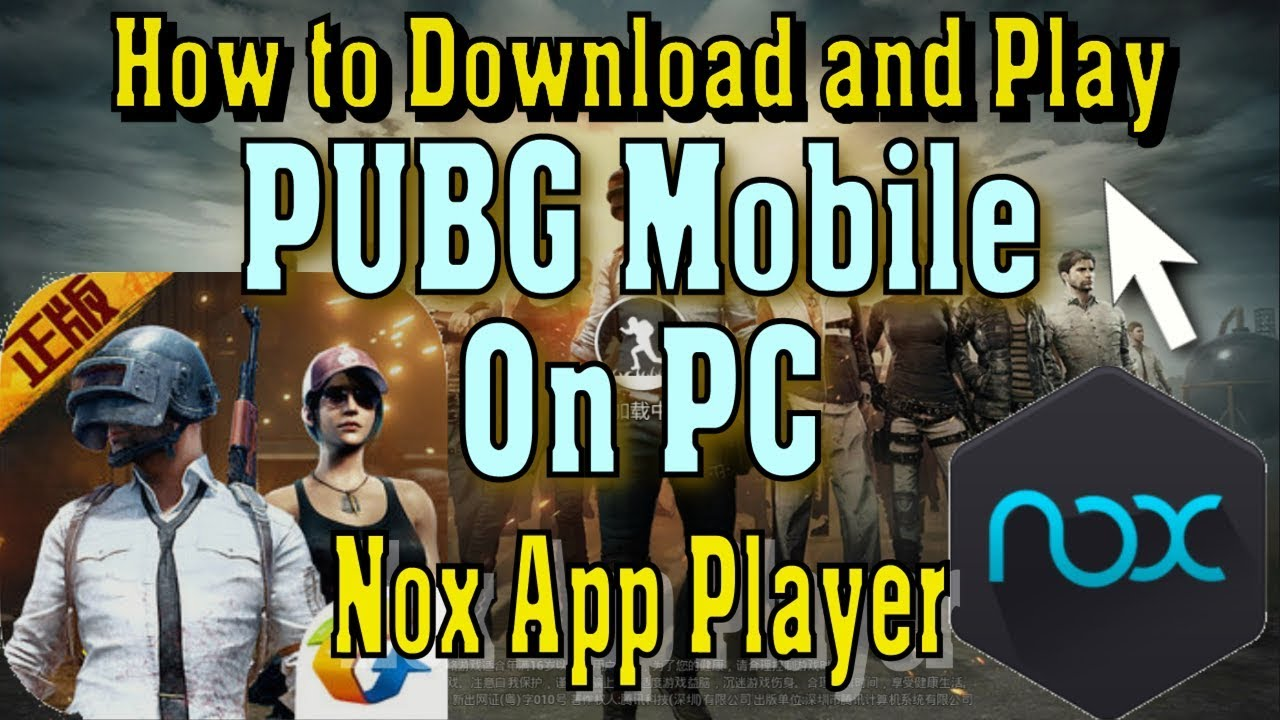 How To Play Pubg Mobile On Pc: How To Download And Play PUBG Exhilarating Battlefield On