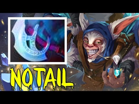 Manta for Meepo Notail - Long Time No See 7.02 Dota 2