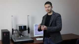 SharpLase Обзор работы установки SharpMark Fiber